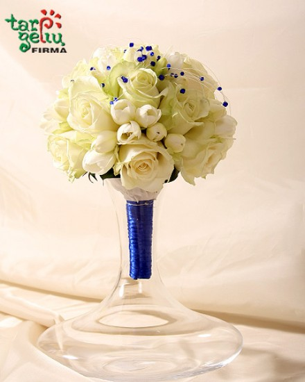 Vestuvinė puokštė HARMONIJA