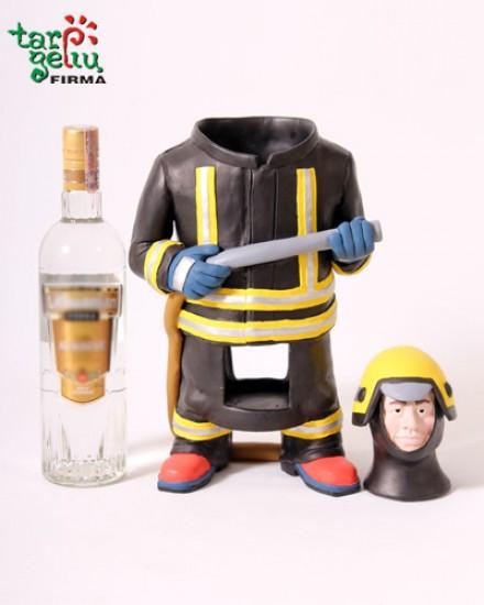 GAISRININKAS laikiklis buteliui