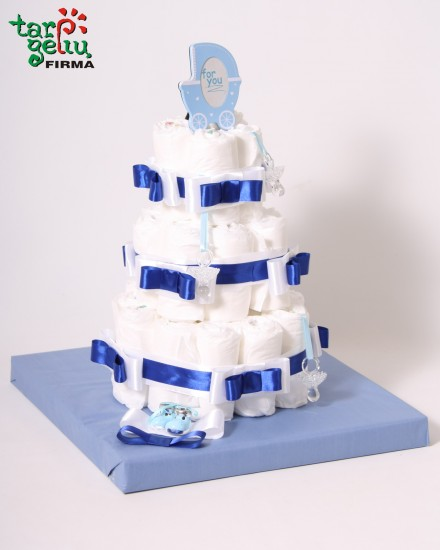 Pampersų tortas