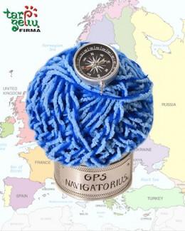 GPS navigatorius