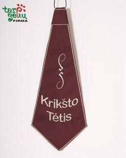 Kaklaraištis KRIKŠTO TĖTIS