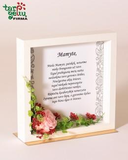 Sveikinimas MAMAI