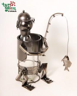 """Stovas buteliui """"Žvejys sėdintis"""""""
