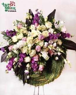 Vainikas laidotuvėms ILGESYS