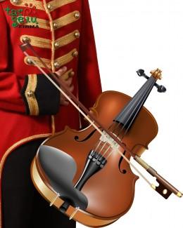 Husaras ir smuikas