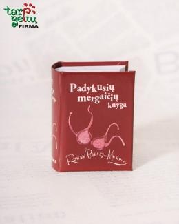 Padykusių mergaičių knyga