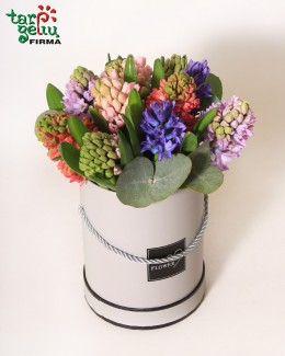 """Gėlių dėžutė """"Gamtos kvepalai"""""""