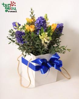 Gėlių dėžutė SVAJINGA AKIMIRKA