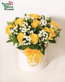 Rožių dėžutė VASAROS ŠYPSENA