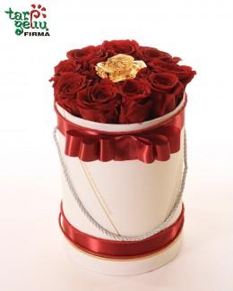 """""""Golden Rose & Red Roses"""""""