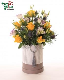 """Rožių dėžutė """"Vasaros šypsena"""""""