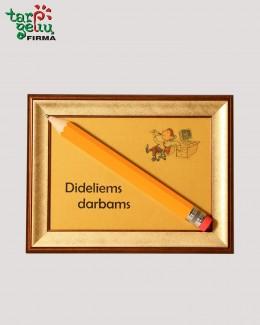 XL pieštukas DIDELIEMS DARBAMS