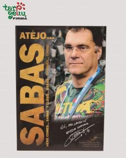 """Kompaktinė DVD plokštelė ,,Atėjo ...Sabas"""""""