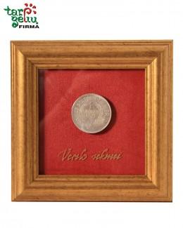 Verslo sėkmei - DOLERIO moneta