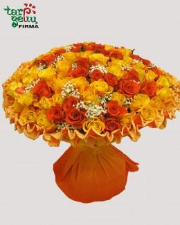 100 nuostabių rožių Tau