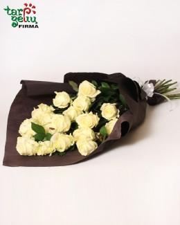 Rožių puokštė DAUG MEILĖS