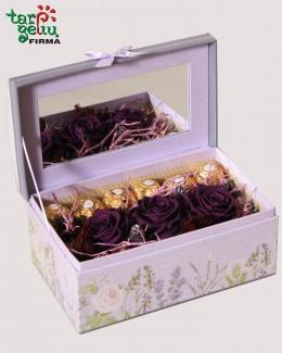 Gėlių dėžutė STAIGMENA