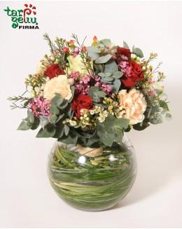Gėlių dėžutė HORTENZIJA