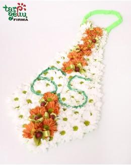 Gėlių tortas