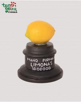 """Suvenyras """"Mano pirmasis limonas"""""""