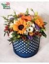 Gėlių dėžutė POLKA DOT