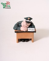 """Suvenyras """"Miegantis policininkas"""""""