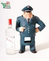 POLICIJOS PAREIGŪNAS butelio laikiklis