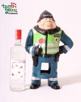 POLICININKAS butelio laikiklis