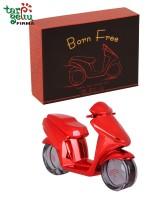 Kvepalai BORN FREE RED