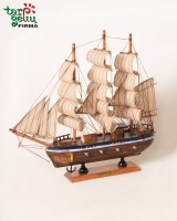 Medinis laivas