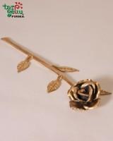 Rožė iš metalo