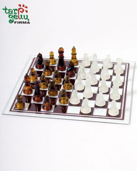 Stikliniai šachmatai
