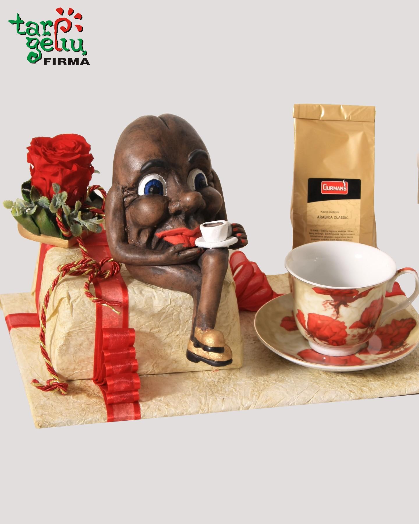 Для любителей кофе подарок 64