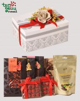 Изысканный набор шоколада