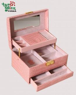 Dėžutė-rankinė papuošalams