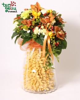 Декорированный pогач