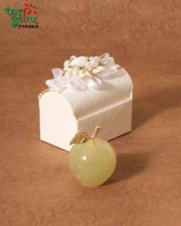 """Подарок """"Яблоко из оникса"""""""