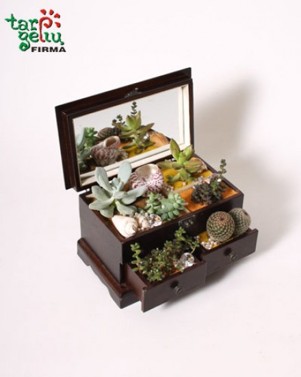 """Composition """"Jewelry Box"""""""