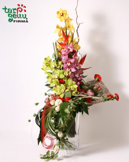 Original bouquet EXOTIC