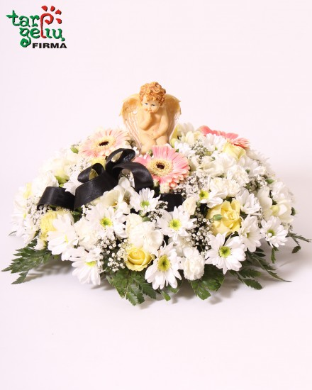 Funeral arrangement ANGEL