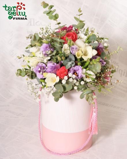 Flowers arrangement  BIRTHDAY