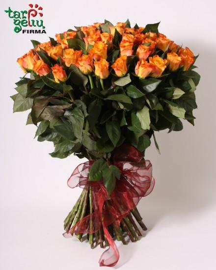 Bouquet ROSES CHARM