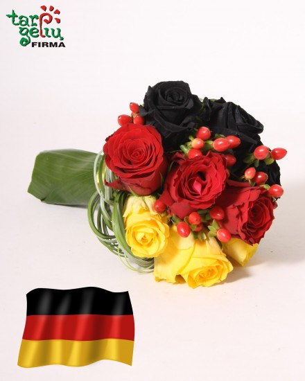 Bouquet GREETINGS FROM GERMANY