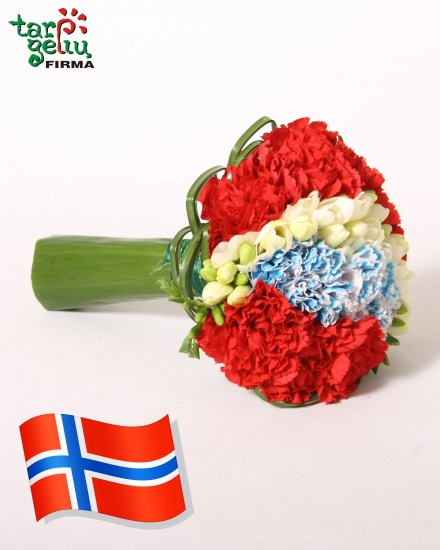 Bouquet GREETINGS FROM NORWAY