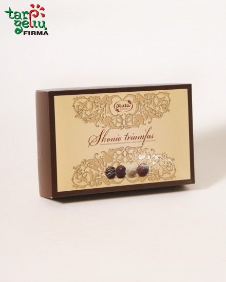 Chocolate sweets collection SKONIO TRIUMFAS
