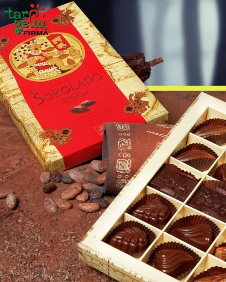 Sweets collection SALDI ISTORIJA
