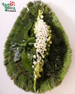 Funeral wreath LOSS