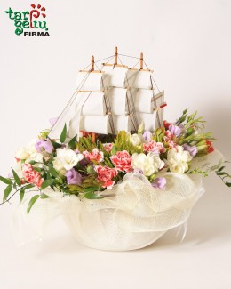 Arrangement LOVE SHIP