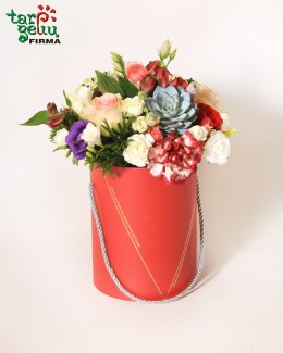 Flower box ONLY YOU