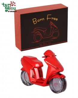 Perfume BORN FREE RED